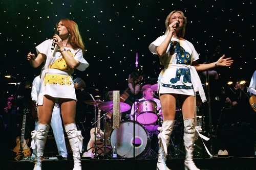 Abba The Show concert