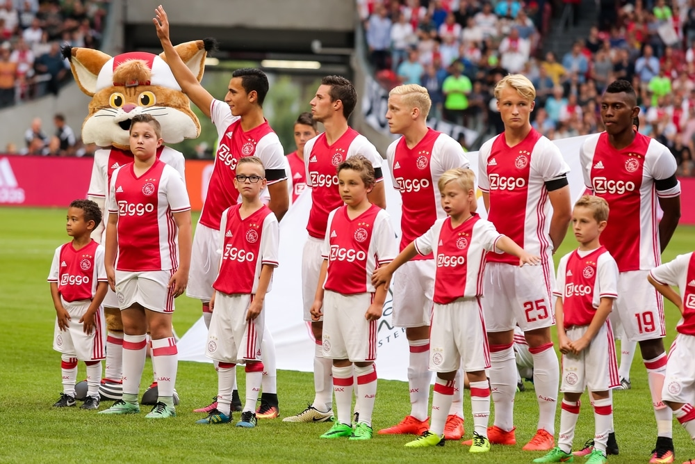 Ajax vs Rosenborg