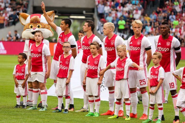 Ajax vs Schalke 04