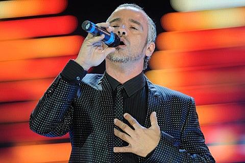 Eros Ramazotti concert in Amsterdam