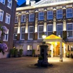 Five star in Amsterdam