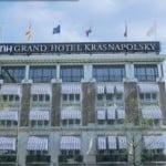Hotel Krasnapolsky