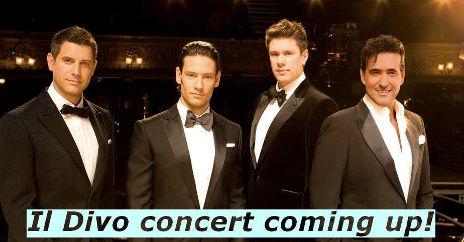 Il divo concert in amsterdam 2016 amsterdam guide - Il divo translation ...