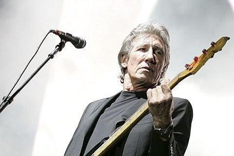 Roger Waters in Amsterdam