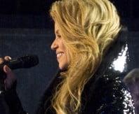 Shakira concert in Amsterdam