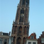 Utrecht - Dome tower